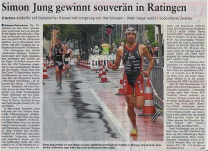 Triathlon Ratingen 001